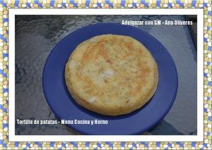 La perfección hecha tortilla...