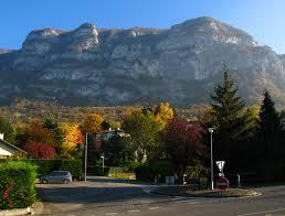 El pueblo, Collonges, a los pies del monte Saléve (Collonges sous Saléve)