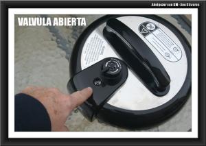 VALVULA ABIERTA - MODELO GM E