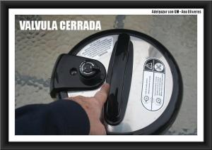 VALVULA CERRADA - MODELO GM E