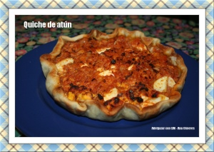 Atún, huevo duro, cebolla y tomate, Ana O.