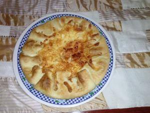 Por Pepi D, la socorrida de jamón dulce y queso