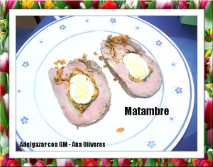 Carnes asadas (Matambre argentino)