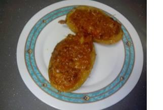 SOFIA FERNANDEZ Mr. Potato de carne