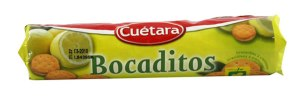 bocaditos de limon