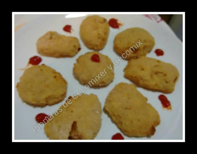 Nuggets de jamon de Begoña Granada