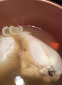 pollo escalfado a la sidra2