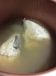 pollo escalfado a la sidra3
