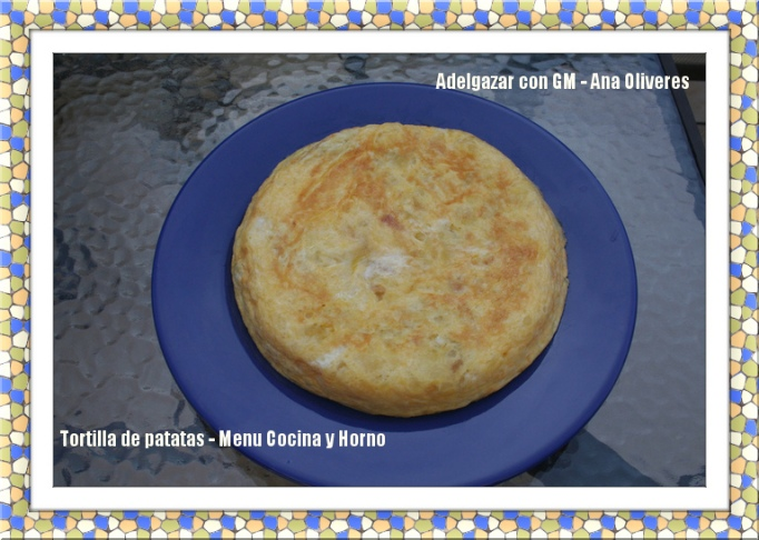 tortilla patatas GM