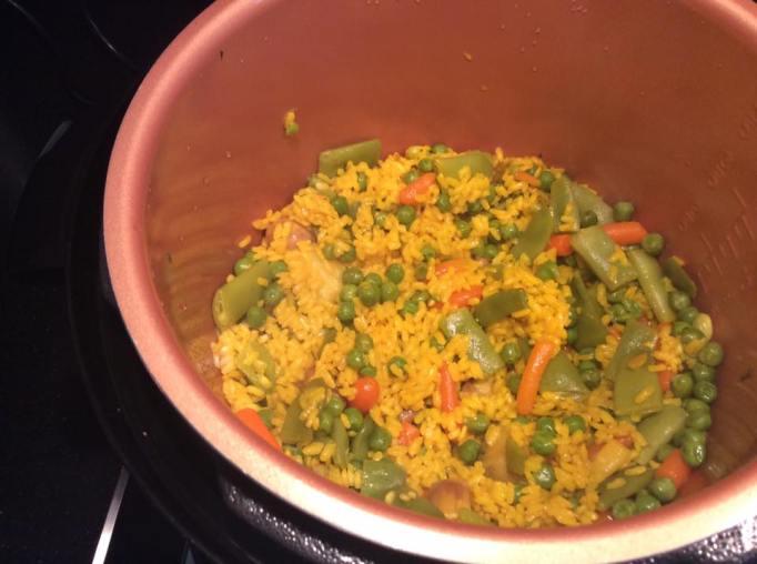arroz emergencia 3 con menestra