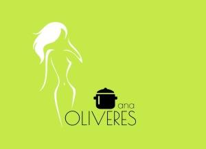 ana oliveres silueta verde